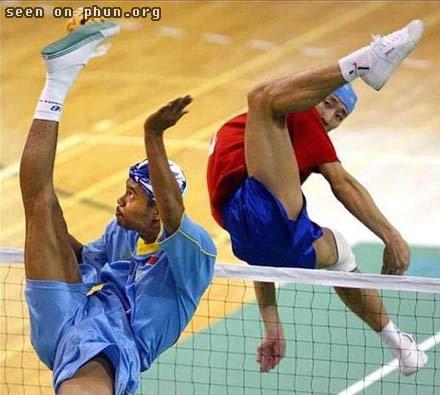 Immagini dal Mondo: Sportivi e Tifosi o Strane Persone? 2343271793 b8f3779d00 o