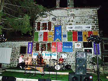 Festival de Jazz de Groznjan (Istria)