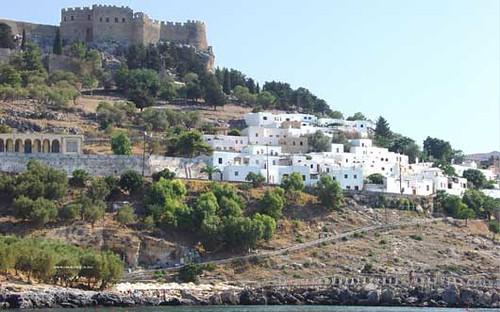Monte Smith, Rodas, Grecia