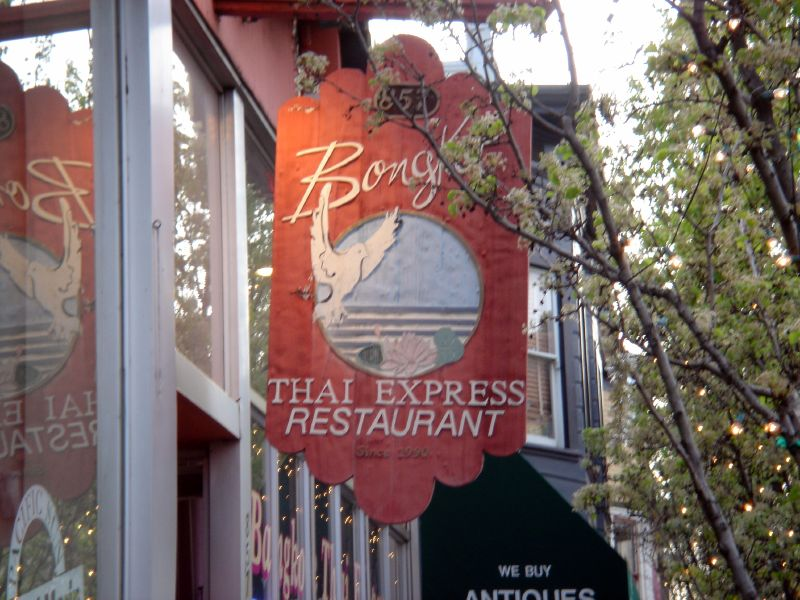 Bangkok Thai Express