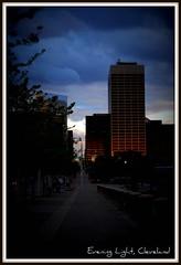 Evening Light, Cleveland