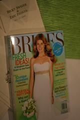 Becky on Brides Magazine
