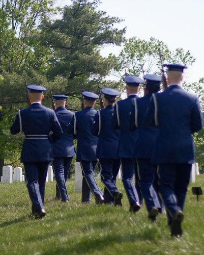 Honor Guard, Arlington National Cemetery