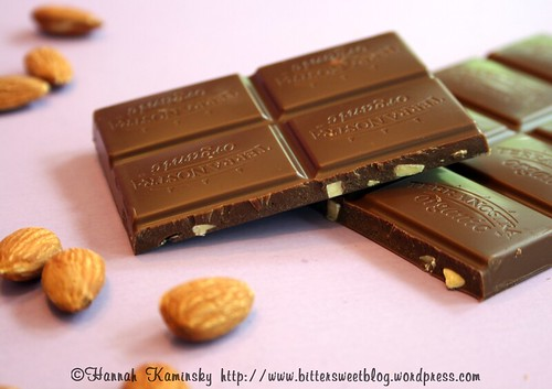 Terra Nostra Ricemilk Bar with Almonds