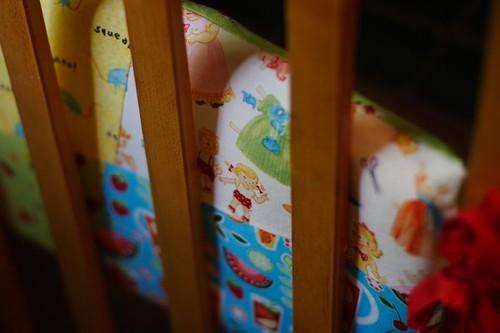 FO: Crib bumpers