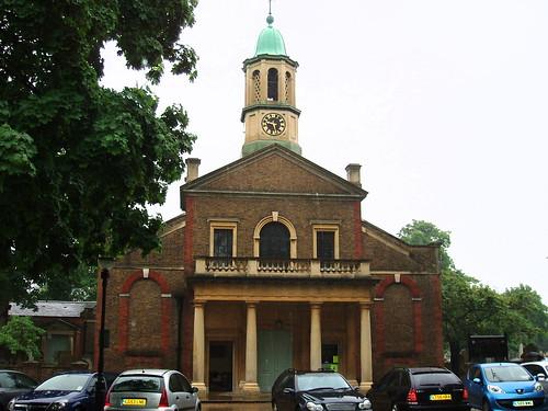 St. Anne Kirche