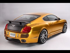 2008 ASI Bentley W66 GTS Gold 5