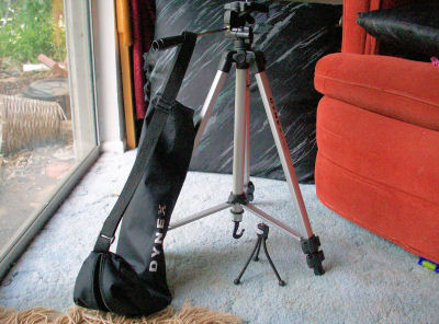 My new Tripods