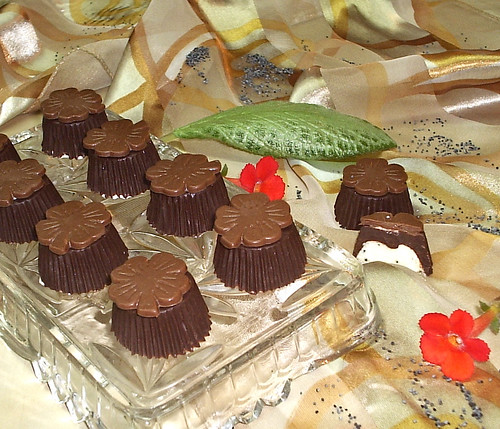 Chocolat Pavot -homemade by you.