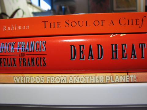June Reading 2008
