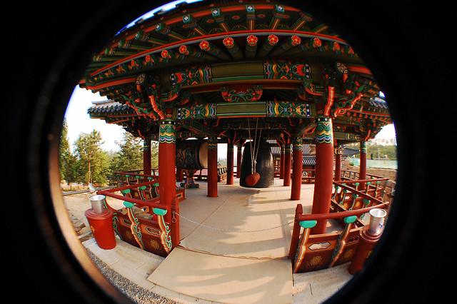 Yeoljeongsa Temple....Monks Bell