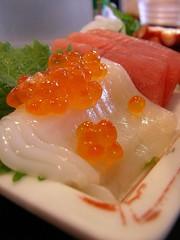 Lunch @ Meshiya おさしみ定食(めし屋, 月島)