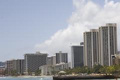 waikiki beach hotels (AndrewEick) Tags: hawaii waikikibeach aedcweb