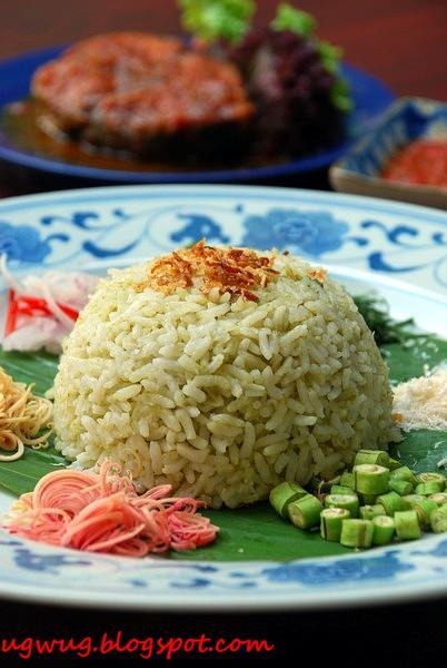 Herbal Nasi Cina Kampong