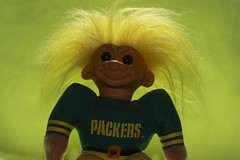 Green Bay Packers' Troll
