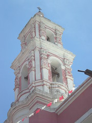 Templo Conventual de San Jernimo (sftrajan) Tags: church mexico iglesia belltower convento mexique baroque puebla convent  angelopolis puebladelosangeles  mxihco temploconventualdesanjernimo puebladezaragoza mexicanbaroque poblanobaroque barroconovohispano