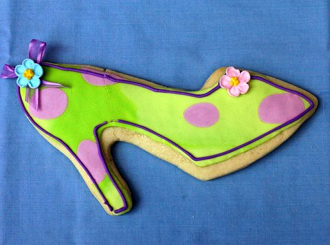 Shoe Cookie