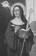 Heilige Hildegard