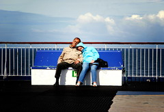 on the ferry #3