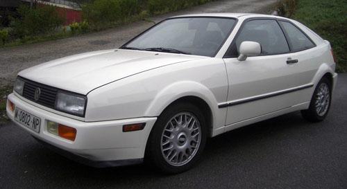 Foto de un Volkswagen Corrado (1988)