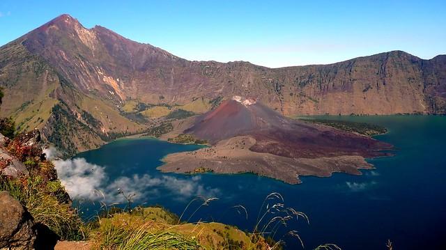 Rinjani Volcano Lombok