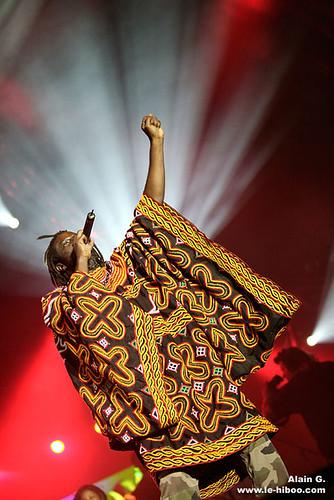 Photos concert : Tiken Jah Fakoly @ Solidays 2008, Longchamps | 06.07.2008