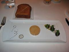 Per Se: Torchon of elevages perigord moulard duck foie gras