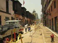 Restaurando Lima