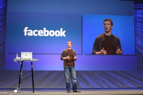 Mark Zuckerberg f8 Keynote by The Brian Solis, on Flickr