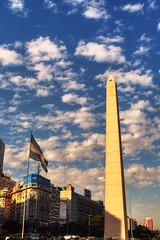 OBELISCO (fabio teixeira) Tags: argentina buenosaires fabio obelisco hdr teixeira nufca fabioteixeira