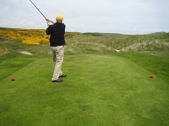 Murcar 9 (Mike Ridley) Tags: golf scotland murcar