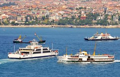 Bosphorus Traffic III, Istanbul, Turkey, July 18, 2008 (Ivan S. Abrams) Tags: coastguard docks turkey boats nikon mediterranean ataturk ships istanbul lighters nautical nikkor shipping tugs straits ports nikondigital blacksea gallipoli ferries harbors watercraft bosphorus tugboats vessels freighters tankers harbours cruiseships barges smrgsbord warships bogaz destroyers ferryboats navyships speedboats frigates internationaltrade classicboats seaofmarmara navies containerships portcities oceanliners navalvessels bulkcarriers chokepoints onlythebestare boatnerd ivansabrams trainplanepro nikond300 internationalshipping sealanes ivanabrams worldwideshipspotters servicecraft oceancommerce boxcarriers feriobots coastalfreighters marinecommerce internationalcommerce maritimecommerce seaportsseaportmaritime crossroadsasiaeuropebosforbogazasia minorboxesintermodal tugobats copyrightivansafyanabrams2009allrightsreservedunauthorizeduseprohibitedbylawpropertyofivansafyanabrams unauthorizeduseconstitutestheft thisphotographwasmadebyivansafyanabramswhoretainsallrightstheretoc2009ivansafyanabrams abramsandmcdanielinternationallawandeconomicdiplomacy ivansabramsarizonaattorney ivansabramsbauniversityofpittsburghjduniversityofpittsburghllmuniversityofarizonainternationallawyer