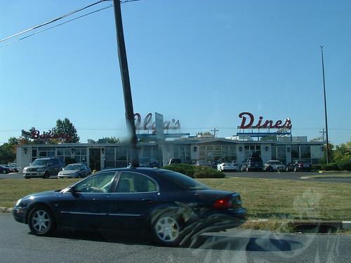 2005: Olga's Diner