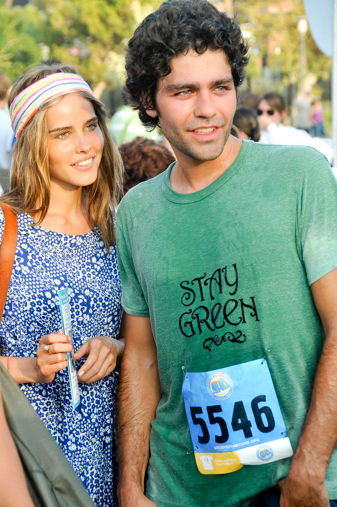 Isabel Lucas Green Peace