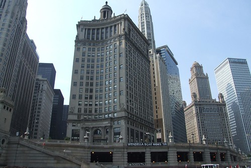 6160 Chicago by Boat - Jeweler's Building