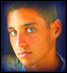"BOY FROM THE FUTURE (Loris_l@_r@na) Tags: gay boy face eyes tunisia occhi bologna 1001nights ragazzo bearchaser spiritofphotography ""flickraward"" lorisphoto"