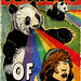 Of Pandas and Rainbows by The Searcher