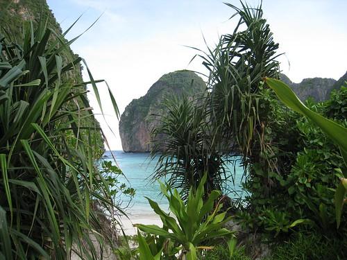Maya Bay (