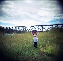 Agathe under the Bridge