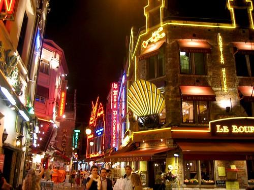 Brussels Neon