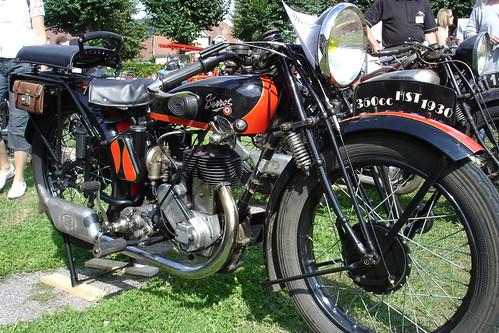 Terrot 350 HST 1930 350cc SV