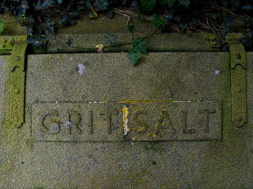 GRIT SALT