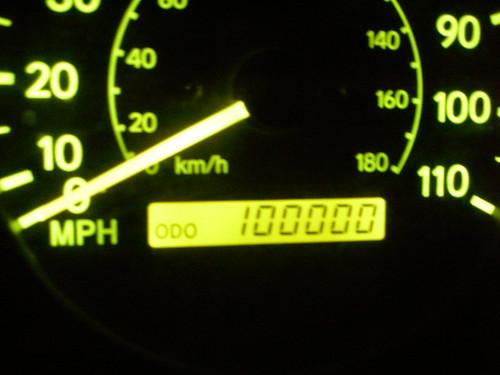 Odometer 100000