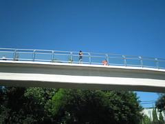Detras de camaras, Mxico DF 080807 (M Morales Mxico) Tags: mxico puente foto chica perfil ciudad nia fotografia guapa hermosa buena fotografa voyerismo voyerista