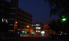 UCMS at night!