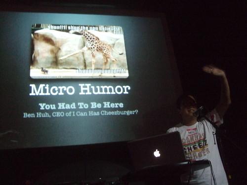Micro Humor