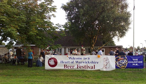 Harbury Beer Festival