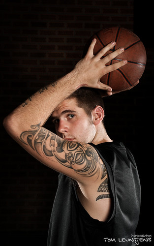 Basketball Portraits - Preview