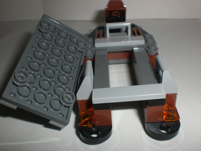 Review: 7662 Trade Federation MTT - LEGO Star Wars