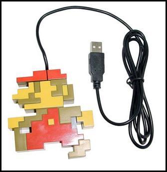El Mouse de Mario Bros para PC
